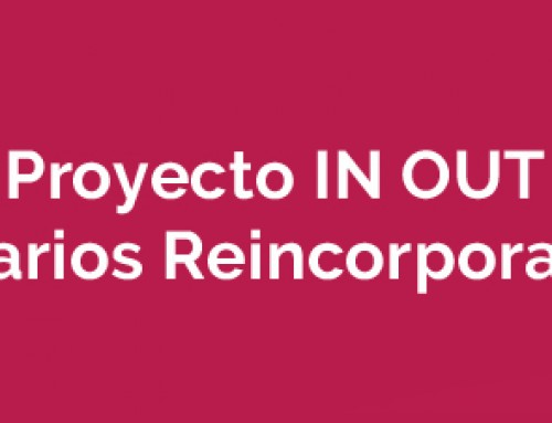 PROYECTO IN OUT – ITINERARIOS REINCOPORA –  2016