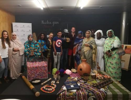 """Actividad """"Acercándonos a África"""" del proyecto Tarquí de Ataretaco"""