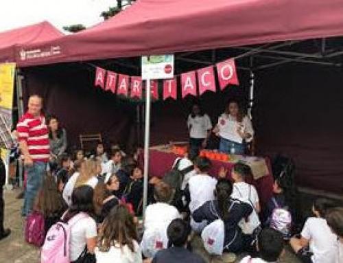La Fundación Ataretaco participa en la II Feria sostenible de La Orotava