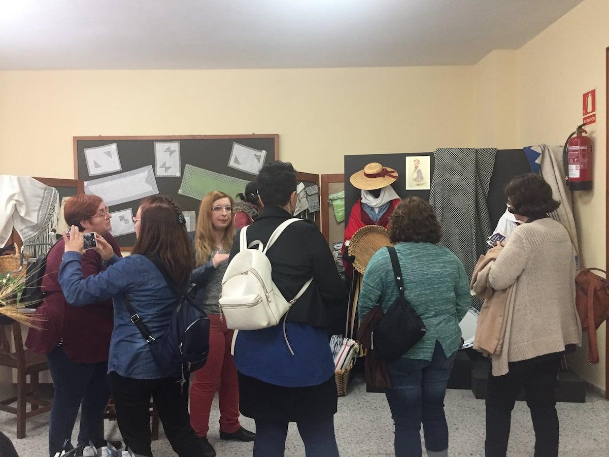 Resultado de imagen de Centro de Artesanía de La Guancha