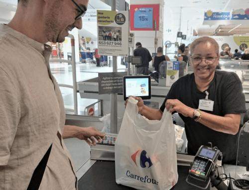 Carrefour apuesta por Ataretaco en su formación en productos frescos y caja reposición