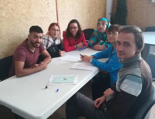 Taller de economía financiera familiar en el Proyecto Tarquí+