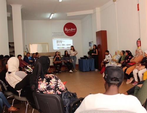 """Taller """"Aprendiendo con Música"""" en el Proyecto Tarquí+  de la Fundación Ataretaco"""