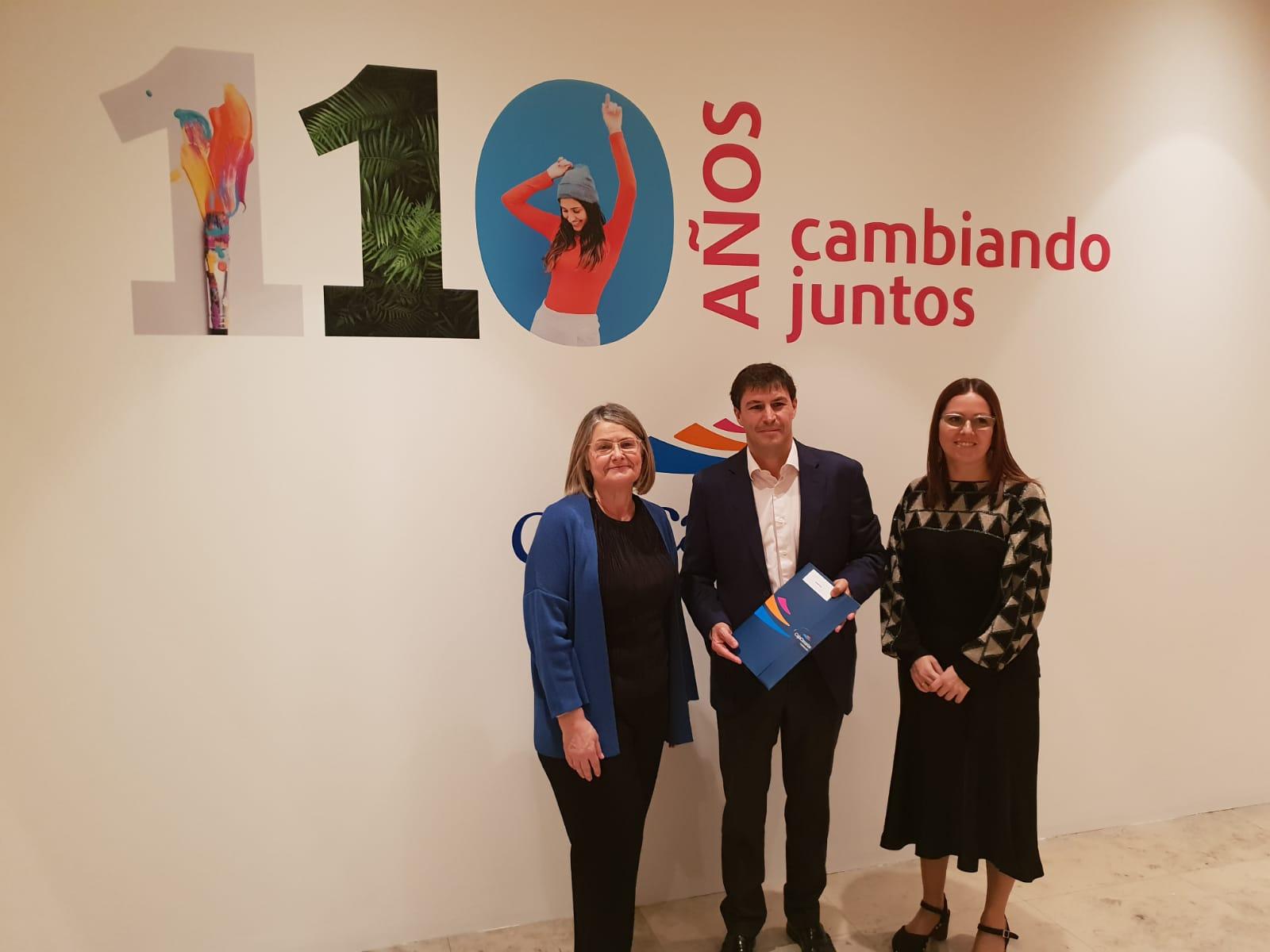 El proyecto AECETIA de Ataretaco recibe una subvención de la Fundación CajaCanarias