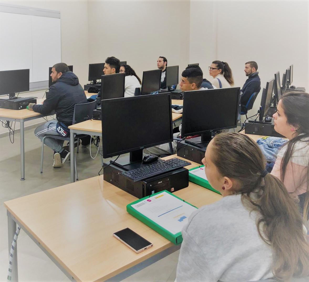 En Ataretaco se está ejecutando el Proyecto Atarempléate 2019/2020
