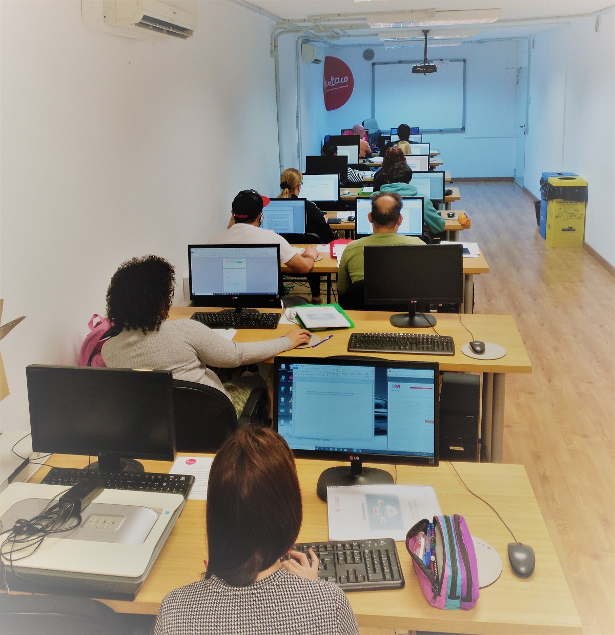 Proyecto Offi4 de Ataretaco dentro del Programa Operativo FSE de Canarias