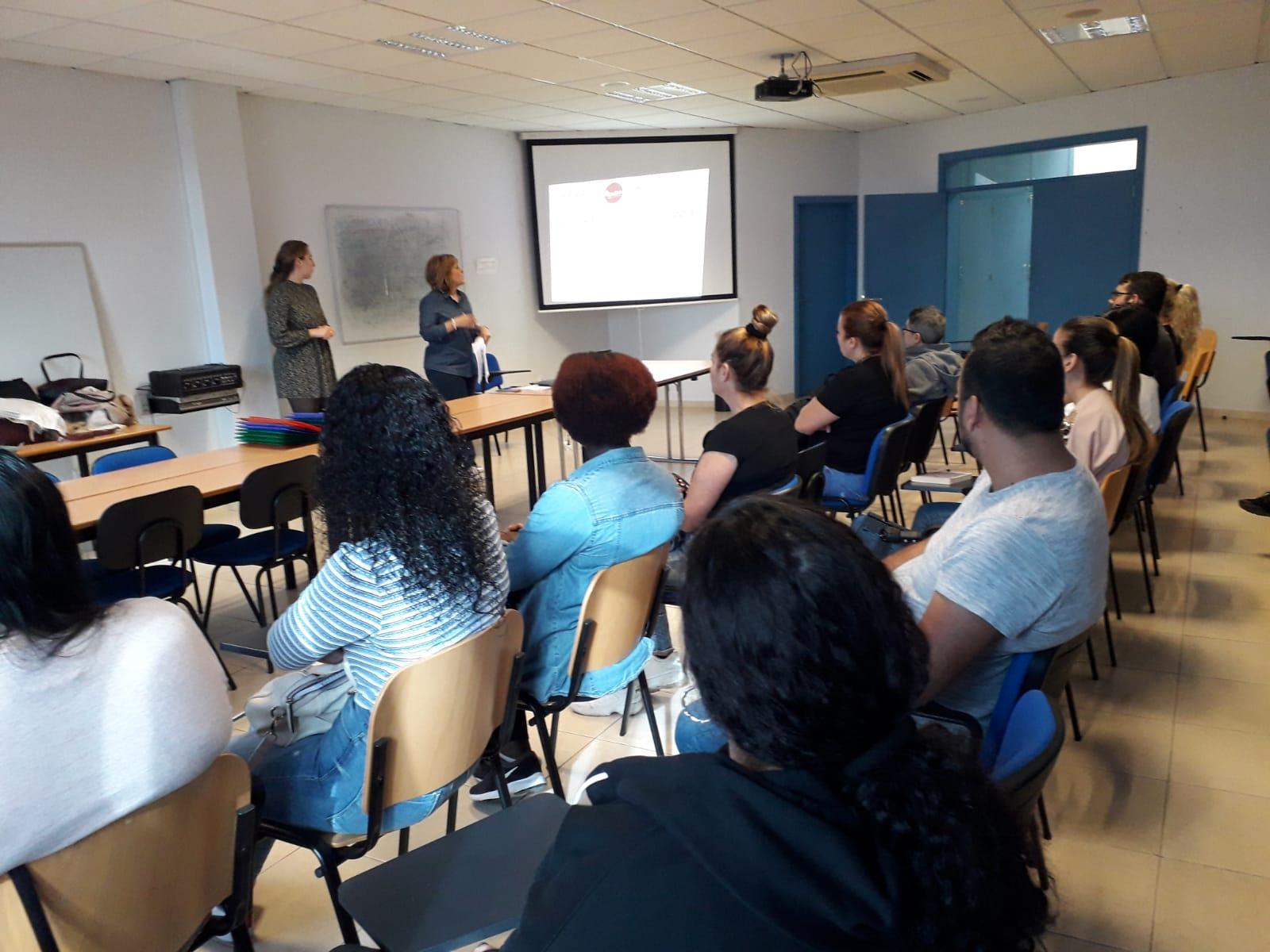 Comienza en Ataretaco el Punto Formativo Incorpora 2020