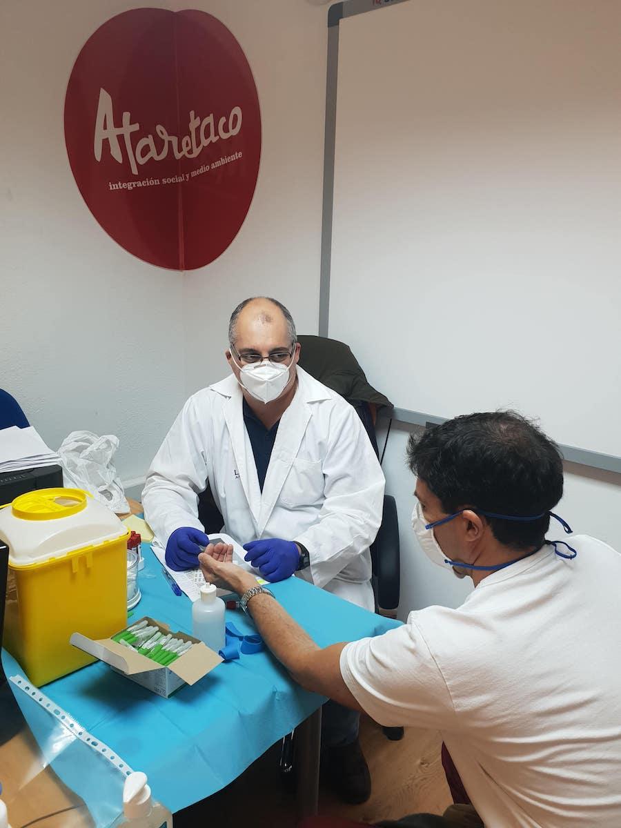 Ataretaco cuidando la salud de su plantilla ante la Covid-19