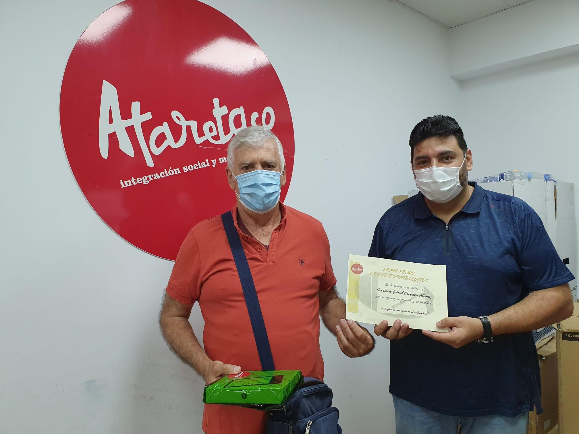Ataretaco entrega los premios del Concurso de Relatos