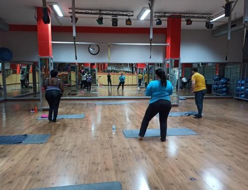 En el proyecto Descúbrete de Ataretaco, gestión emocional y ejercicio físico