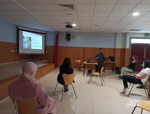 Alimentación Saludable e Imagen Corporal en el proyecto Nodus-Andares de Ataretaco