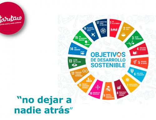 Ataretaco apuesta por los Objetivos de Desarrollo Sostenible